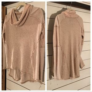 Free People We The Free Cowlneck Sweater